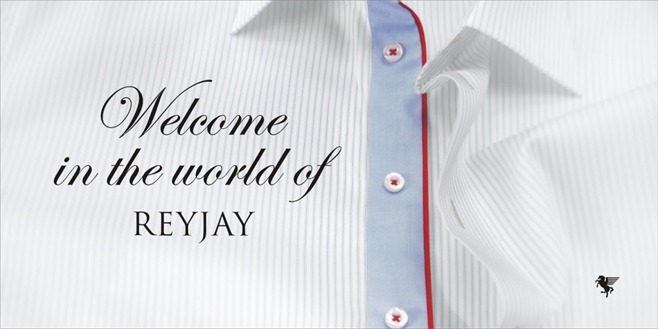 Welcome in the world of REYJAY